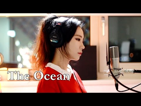 Mike Perry - The Ocean (cover Oleh J.Fla)
