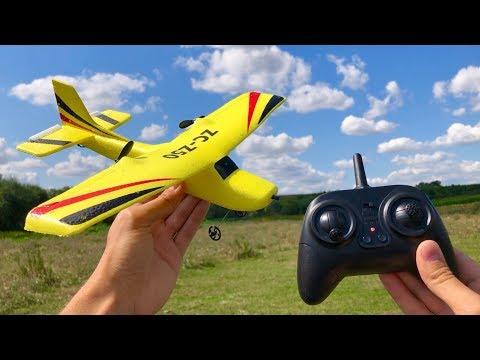 Mini RC Airplane - Amazing Toy For Fun