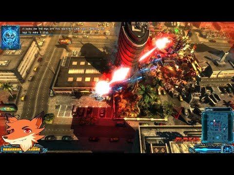 X-Morph: Defense [FR] On envahit la terre ! Vos villes sont trop fragiles !