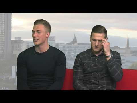 Sheffield Live TV Billy Sharp, Simon Moore & Mike Pickering 2.3.17 Part 1