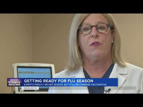 Being prepared for Flu Season