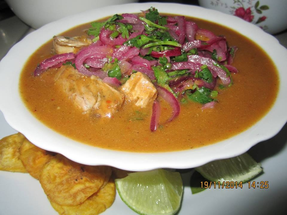 Recetas De Cocina Ecuatoriana | Encebollado Ecuatoriano Youtube