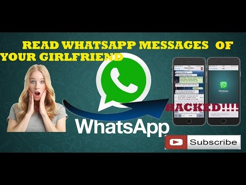 How To Read/Hack Whatsapp Messages Of Others, great trick ...