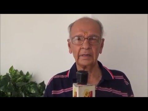 Mr Shankaran Kutty Kaimal - Review about our #Retirement_Communities