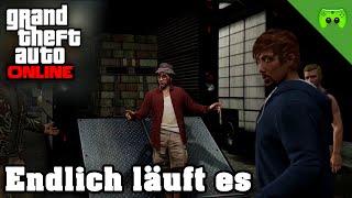 GTA ONLINE # 102 - Endlich läuft es «» Let's Play Grand Theft Auto Online | 60HD