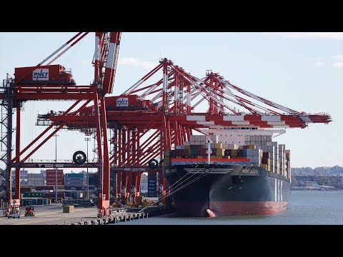 On the Waterfront: New Jersey Ports and Terminals