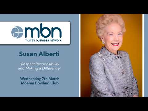 Susan Alberti Murray Business Network Promo