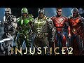 Injustice 2 - BRAND NEW EPIC GEAR SHOWCASE!