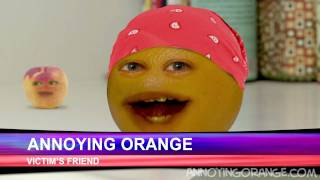 Repeat youtube video Annoying Orange - Kitchen Intruder (Bed Intruder Spoof) with AutoTune remix!