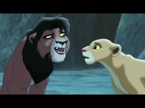 Король лев - У мужа температура (прикол)