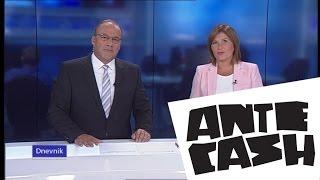 HRT Dnevnik - prilog o pjesmi Ante Casha i Saše Antića Vakula