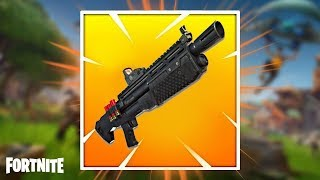 Backwork Impact Shotgun FORTNITE SAVE THE WORLD