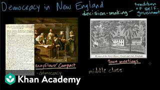 Politics and native relations in the New England colonies