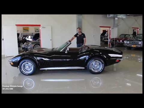 1969 Corvette Stingray >> '71 Corvette Stingray Convert for sale with test drive ...
