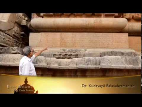 Living Legacies Film on Chola Temples