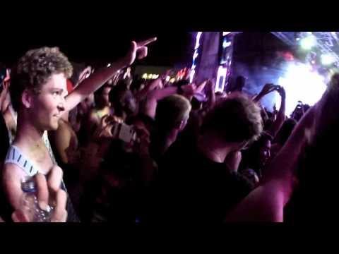 Meltdown Music Festival Dallas Texas 2012