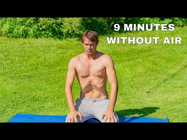 9 Min Breath Hold - Morning Routine