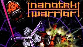 CGR Undertow - NANOTEK WARRIOR review for PlayStation