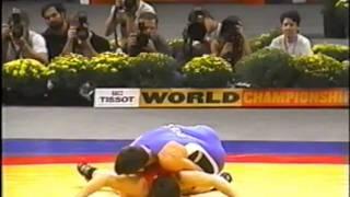 Gaidarov Murad (BLR) vs Saitiev Bouvaisa (RUS)