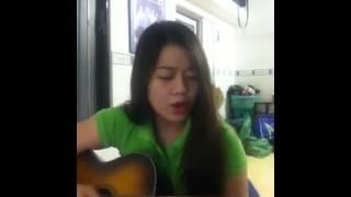 [Cover Guitar] Vụn Vỡ - Phương An