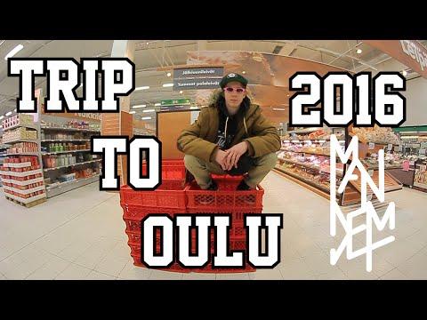 Trip to Oulu 2016