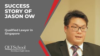 Success Story of Jason Ow - QLTS School's Former Candidate