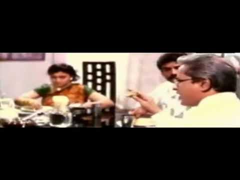 Visu Introducing New House Maid Chellamma (Urvashi) | Vanaja Girija | Ramki, Kushboo, Urvashi