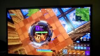 Bug à Fortnite! voir