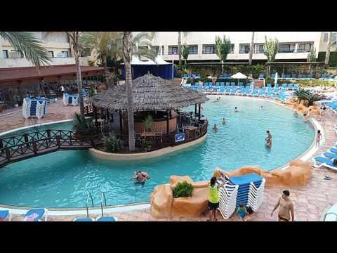 Piscina Hotel Estival Park La Pineda