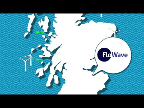 Scotland's test and demonstration expertise in renewable energy