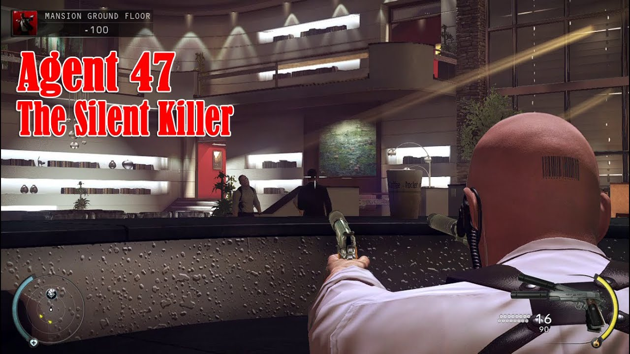 Hitman Absolution Professional Edition Gameplay Youtube