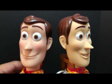 The Best Toy Story Woody Custom Build