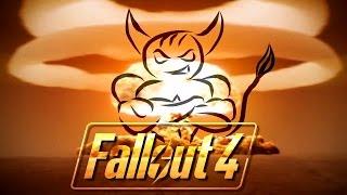 Fallout 4 - 12 Болотный город и старинная русская забава Борьба с медведем