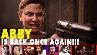Gamers Reactions To Abby Second Reign Of Absolute Terror | Mixed Reactions