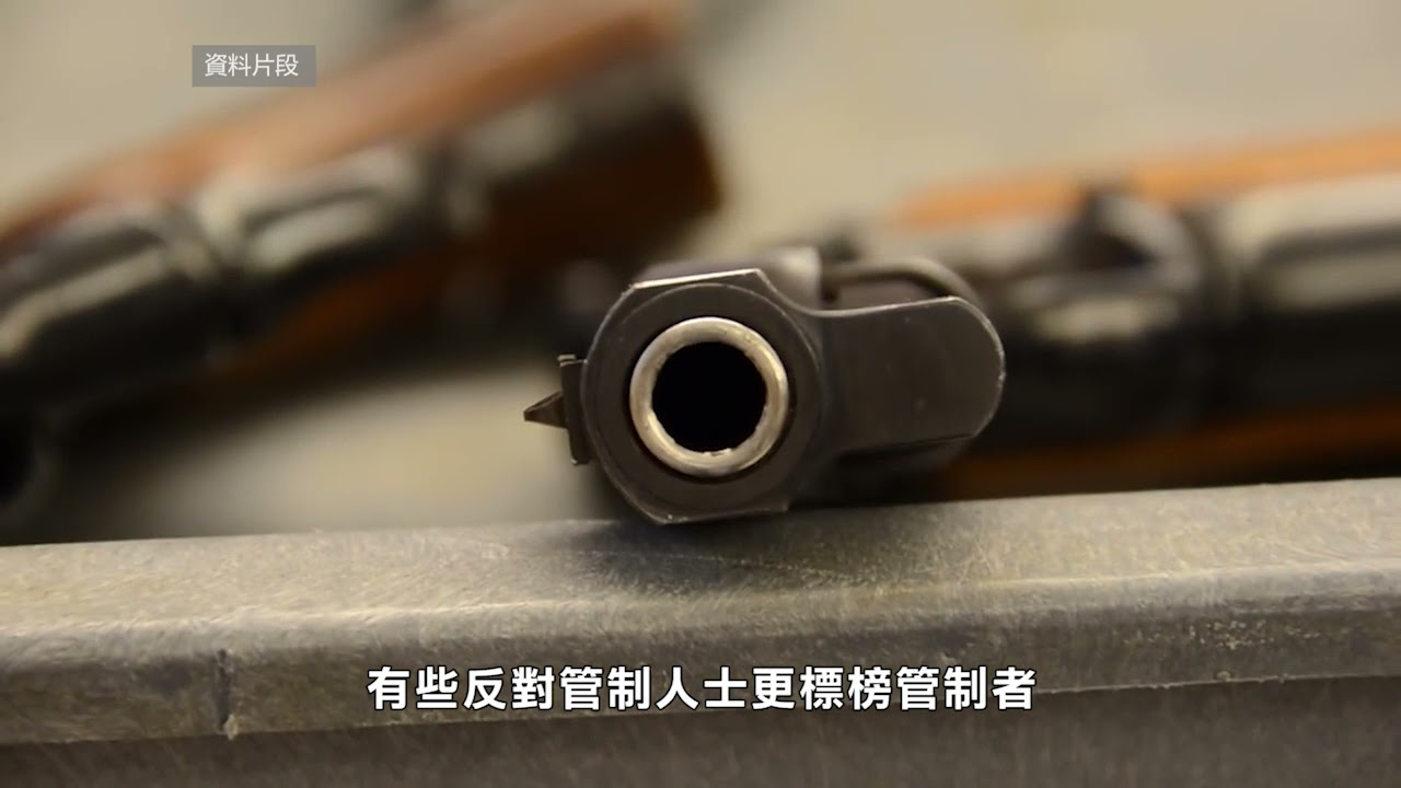 【全國】: 槍械管制民意調查三分二支持收緊 共和黨人支持下降