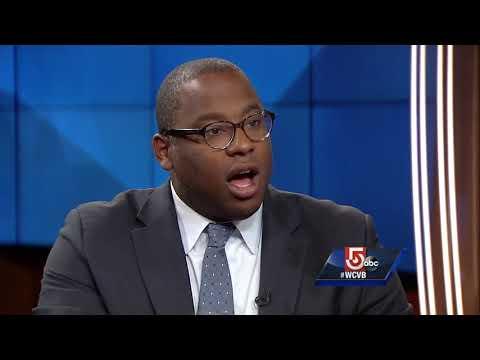 Tito Jackson's final pitch for Boston mayor: On The Record Segment 1