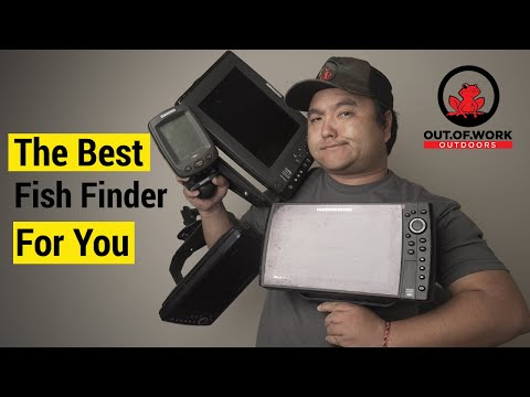The Best Fish Finder For Your Money | Electronics Beginners Guide - OOW Outdoors