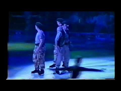 Ice Capades - Magic of MGM -Jeb Rand & Jennifer Bayer (Rand) -