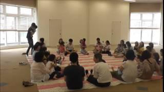 横浜市青葉区で活動している親子の絆リトミックでは、色々な遊びを通し...