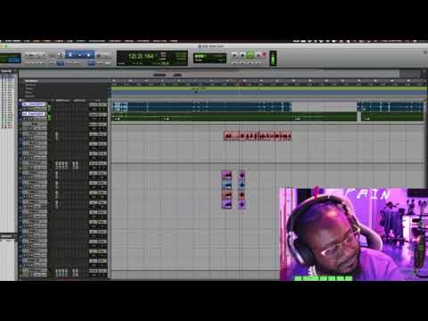 T-Pain records absolute fire song in Album Session Pt.1