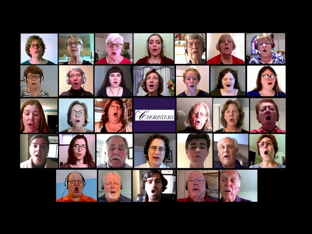 Unto Thee, O Lord - The Choristers Virtual Choir