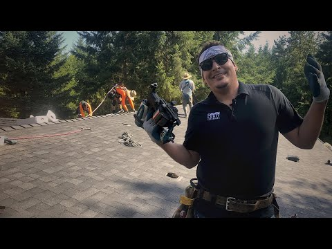How To Install Shingles *MUST WATCH*