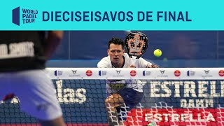 Resumen dieciseisavos de final (primer turno) Estrella Damm Menorca Open