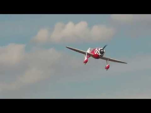 Airworld Gee Bee R3 - Moki 250cc 5...