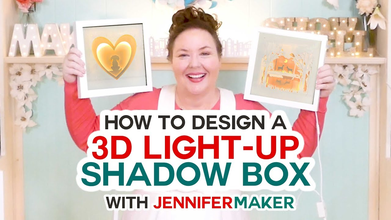 Diy Custom Shadow Boxes How To Design Your Own Youtube