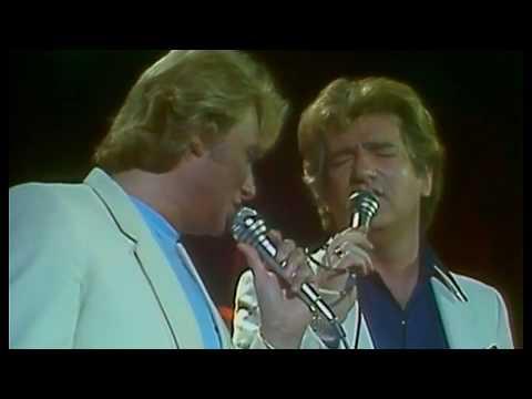 Johnny Hallyday & Eddy Mitchell - J'ai oublié de vivre (1977)