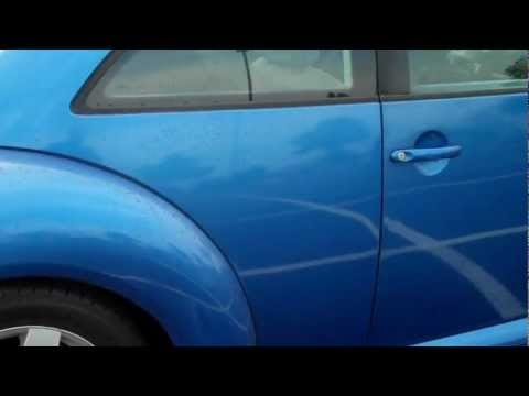 1998 VW Beetle Blue For Sale Craigslist G&C Tire and Auto