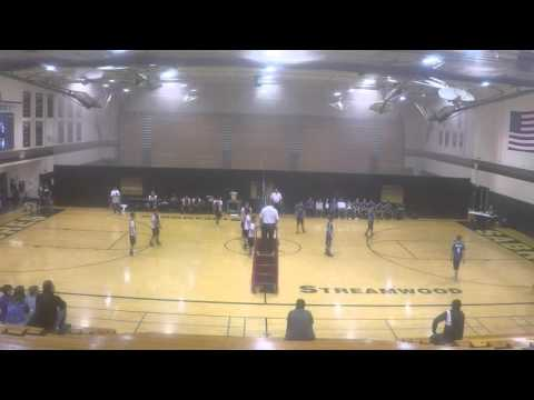 Elgin Maroons Boys Volleyball vs Larkin Royals (2nd time)