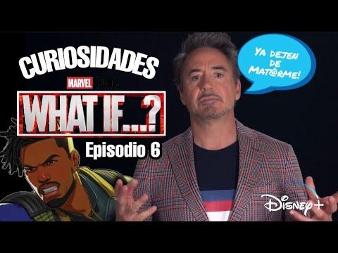 Download What If ?  Episodio 6   Lo que no viste Referencias   Easter Eggs   Resumen por Tony Stark
