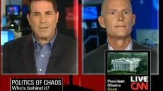 CNN Democrat Hack Rick Sanchez Smears Healthcare Protesters, Embarrasses Network